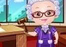 Baby Hazel: Lawyer Dress Up