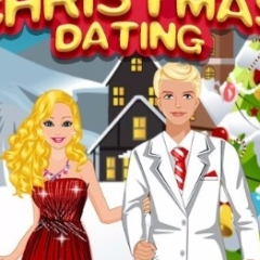 Barbie and Ken: Christmas Dating