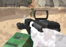 Beach Assault Gun Game Survival