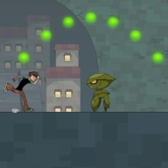 Ben 10: Undertown Runner