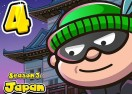 Bob the Robber 4: Season 3 - Japan