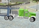 Car Carrier Trailer 3D
