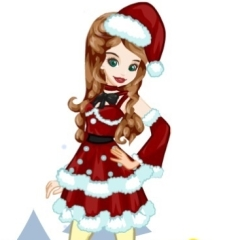 Christmas Costume Dress Up