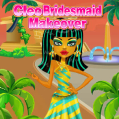 Cleo Bridesmade Makeover