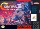Contra 3 – The Alien Wars