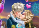 Elsa Valentine's Day Kiss