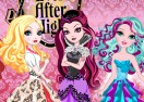 Ever After High Ball