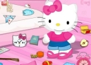 Habitación de Hello Kitty