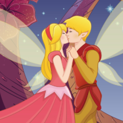 Little Fairy Kiss