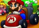 Mario Kart Flash Game