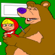 Masha and The Bear Online Coloring