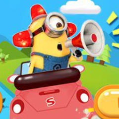 Minion Traffic Chaos
