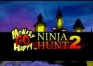 Monkey Go Happy: Ninja Hunt 2