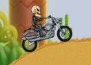 Motor Bike Hill Racing