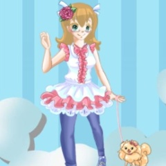 My Pretty Doll Dress Up