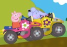 Peppa Pig Racing Battle