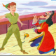 Peter Pan and Hook Puzzle