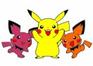 Pikachu Kids Coloring