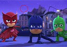 PJ Masks Find Objects