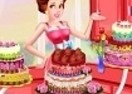 Princess Dede Cake Decor