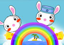 Rainbow Rabbit Adventure