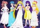 Sailor Moon Crystal Dress Up