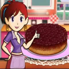 Sara's Cooking Class: Chocolate Blackberry Cheesecake