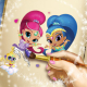 Shimmer and Shine: Coloring Book