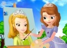 Sofia the First The Painter