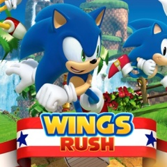 Sonic Wings Rush