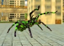 Spider Robot Warrior Web Robot Warrior