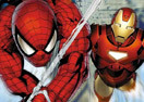 Spiderman vs Ironman Save The Town 2