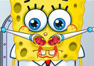 SpongeBob Squarepants Nose Doctor