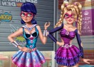Superhero Princesses Dress Up