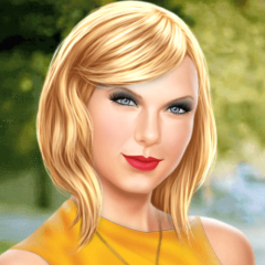 Taylor Swift True Make Up