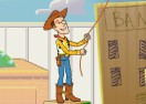 Toy Story Woody To The Rescue