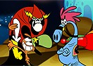 Wander Over Yonder Galactic Greetings