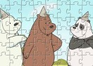 We Bare Bears Jigsaw Puzzle