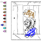 We Bare Bears Online Coloring