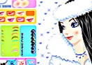 Winter Girl Make Up